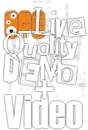 Live Quality Demo + Video